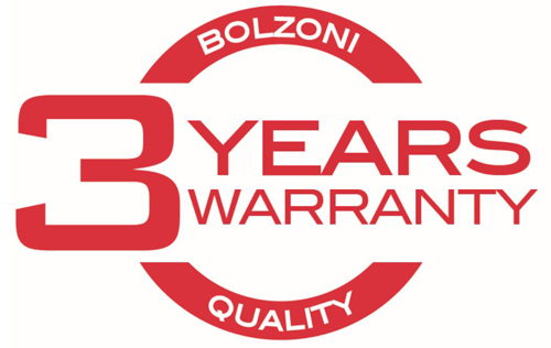BOLZONI - Warranty Terms & Conditions